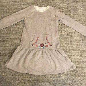 Girls Hanna Andersson sweatshirt dress!!
